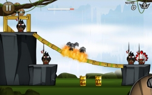 Androidアプリ「Siege Hero」のスクリーンショット 5枚目