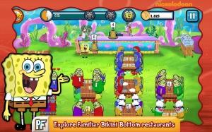 Androidアプリ「SpongeBob Diner Dash」のスクリーンショット 4枚目