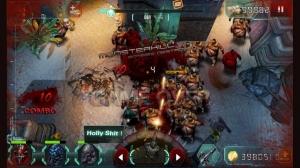 Androidアプリ「Zombie World War」のスクリーンショット 2枚目
