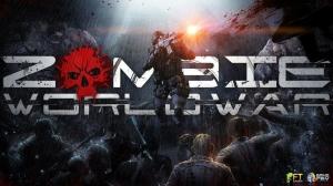 Androidアプリ「Zombie World War」のスクリーンショット 1枚目