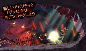 Androidアプリ「レイマン ジャングル ラン」のスクリーンショット 5枚目