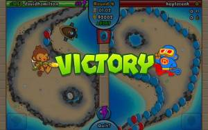 Androidアプリ「Bloons TD Battles」のスクリーンショット 3枚目