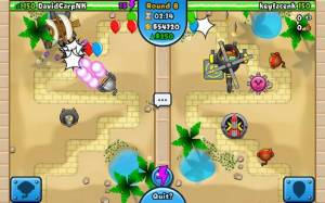 Androidアプリ「Bloons TD Battles」のスクリーンショット 5枚目