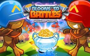 Androidアプリ「Bloons TD Battles」のスクリーンショット 1枚目