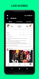 Androidアプリ「Bleacher Report: sports news, scores, & highlights」のスクリーンショット 3枚目