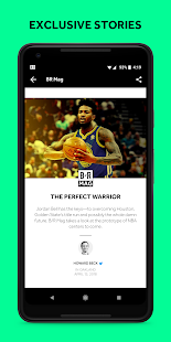 Androidアプリ「Bleacher Report: sports news, scores, & highlights」のスクリーンショット 5枚目
