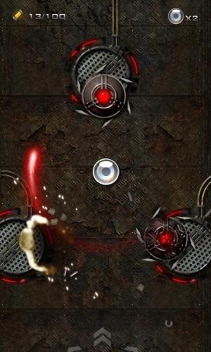 Androidアプリ「Dark Nebula HD - Episode Two」のスクリーンショット 4枚目