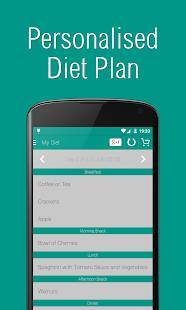 Androidアプリ「Diet Assistant Pro-Weight Loss」のスクリーンショット 1枚目