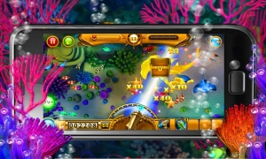 Androidアプリ「フィッシング ジョイ(Fishing Joy)」のスクリーンショット 4枚目