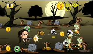 Androidアプリ「Ultimate Zombie Survival」のスクリーンショット 4枚目