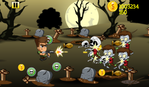 Androidアプリ「Ultimate Zombie Survival」のスクリーンショット 3枚目