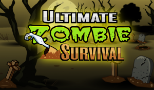 Androidアプリ「Ultimate Zombie Survival」のスクリーンショット 1枚目