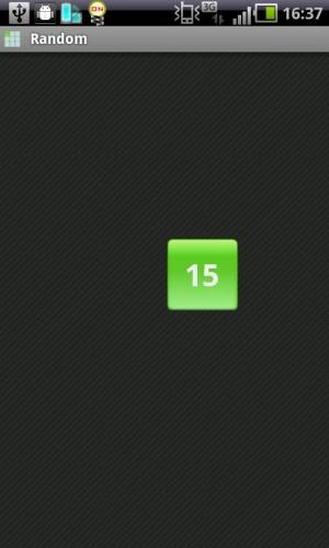 Androidアプリ「反射神経測定2」のスクリーンショット 2枚目