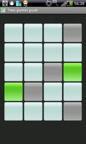 Androidアプリ「反射神経測定2」のスクリーンショット 3枚目