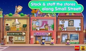 Androidアプリ「SMALL STREET」のスクリーンショット 3枚目