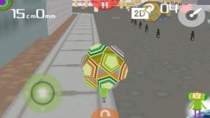 Androidアプリ「塊魂モバイル」のスクリーンショット 3枚目