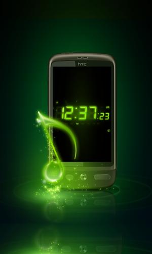 Androidアプリ「アラームクロックFree」のスクリーンショット 1枚目