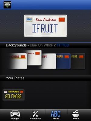 Androidアプリ「Grand Theft Auto: iFruit」のスクリーンショット 5枚目