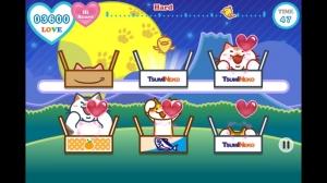 Androidアプリ「つみネコ LOVE Lite」のスクリーンショット 1枚目