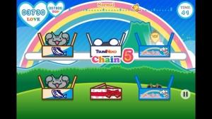 Androidアプリ「つみネコ LOVE Lite」のスクリーンショット 2枚目