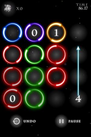 Androidアプリ「ナンバーゾーン」のスクリーンショット 5枚目