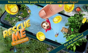 Androidアプリ「Rescue Me - The Adventures」のスクリーンショット 5枚目