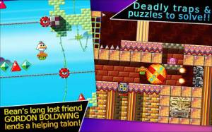 Androidアプリ「Bean's Quest」のスクリーンショット 5枚目