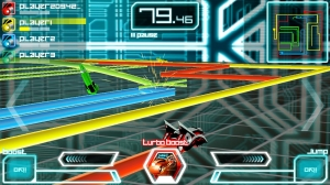 Androidアプリ「LightBike 2」のスクリーンショット 3枚目
