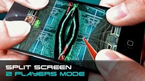 Androidアプリ「LightBike 2」のスクリーンショット 2枚目