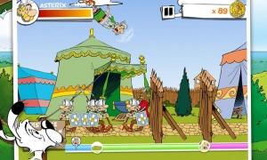Androidアプリ「Asterix: メガビンタ」のスクリーンショット 2枚目