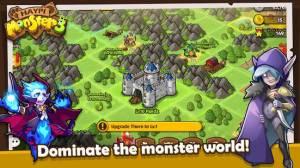 Androidアプリ「Haypi Monster 3」のスクリーンショット 5枚目