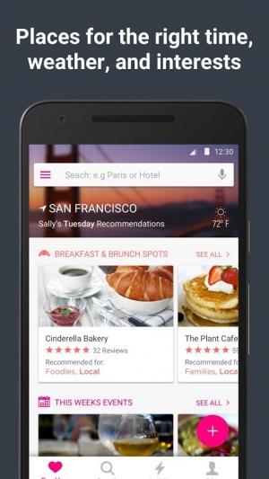 Androidアプリ「Trip.com - City & Travel Guide」のスクリーンショット 2枚目
