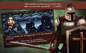 Androidアプリ「Deep Dungeons of Doom」のスクリーンショット 5枚目