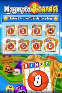 Androidアプリ「Bingo Day」のスクリーンショット 3枚目