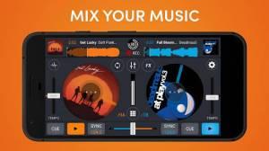 Androidアプリ「Cross DJ Pro」のスクリーンショット 2枚目