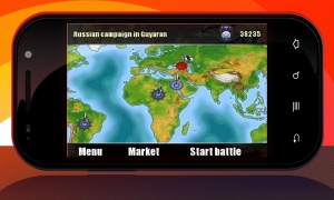 Androidアプリ「Modern Conflict」のスクリーンショット 2枚目