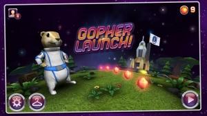 Androidアプリ「Gopher Launch」のスクリーンショット 1枚目