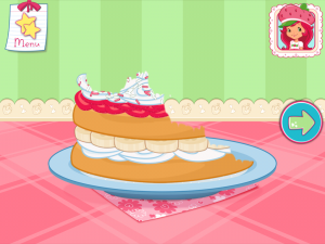 Androidアプリ「ストロベリーショートケーキ ベイクショップ」のスクリーンショット 4枚目