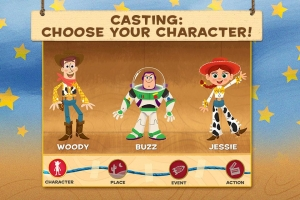 Androidアプリ「Toy Story: Story Theater」のスクリーンショット 2枚目