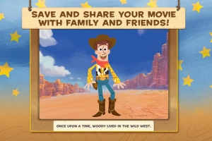 Androidアプリ「Toy Story: Story Theater」のスクリーンショット 5枚目