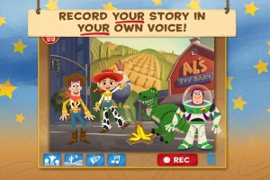 Androidアプリ「Toy Story: Story Theater」のスクリーンショット 3枚目