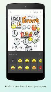 Androidアプリ「NoteLedge - 日記、写真、録音、録画」のスクリーンショット 4枚目