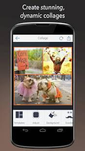 Androidアプリ「BeFunky Photo Editor Pro」のスクリーンショット 2枚目