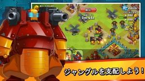 Androidアプリ「Jungle Heat: War of Clans」のスクリーンショット 5枚目