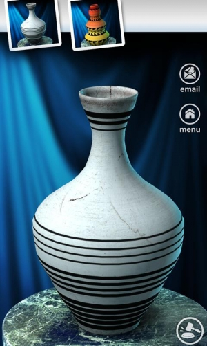 Androidアプリ「Let's Create! Pottery Lite」のスクリーンショット 2枚目