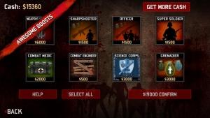 Androidアプリ「SAS: Zombie Assault 3」のスクリーンショット 5枚目