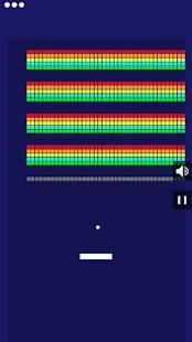 Androidアプリ「Many Bricks Breaker」のスクリーンショット 1枚目