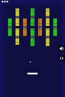 Androidアプリ「Many Bricks Breaker」のスクリーンショット 3枚目
