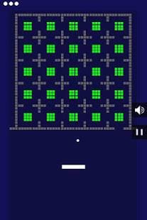 Androidアプリ「Many Bricks Breaker」のスクリーンショット 4枚目
