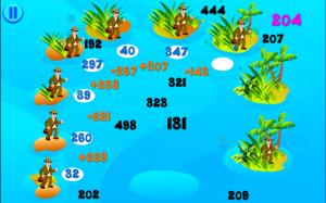 Androidアプリ「Wee Kids Math Path Free」のスクリーンショット 3枚目